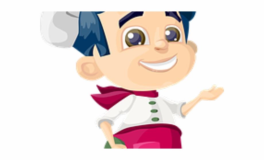 Cooking Clipart Koki Gambar Kartun Koki Anak Laki Laki Transparent Png Download 1638506 Vippng