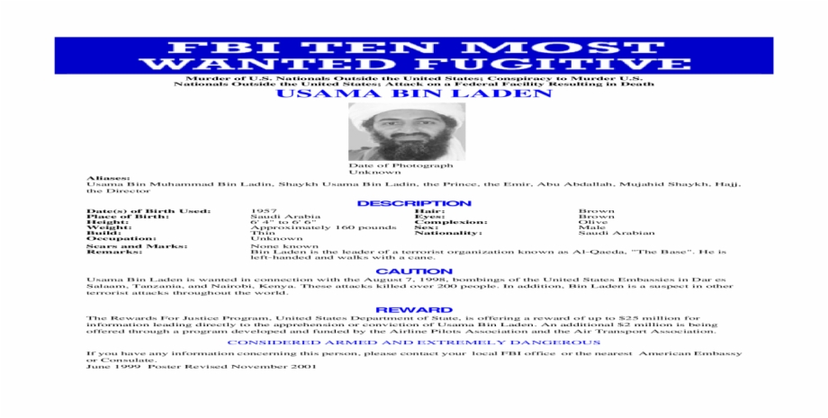 Fbi Most Wanted Poster Template from www.vippng.com