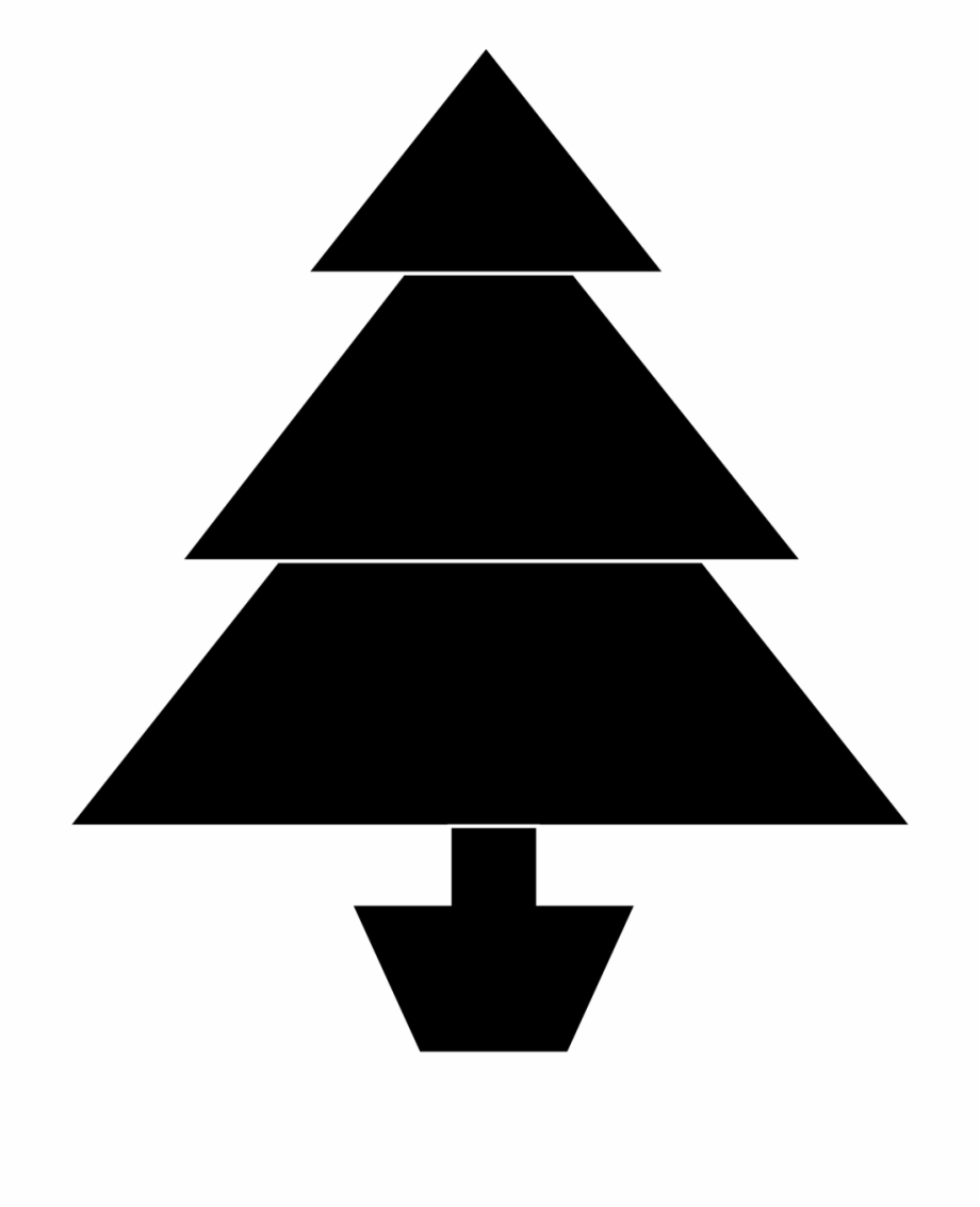 Free Clipart Royalty Tree Techflourish Stock Photo Black Christmas Tree Clipart Transparent Png Download 176818 Vippng