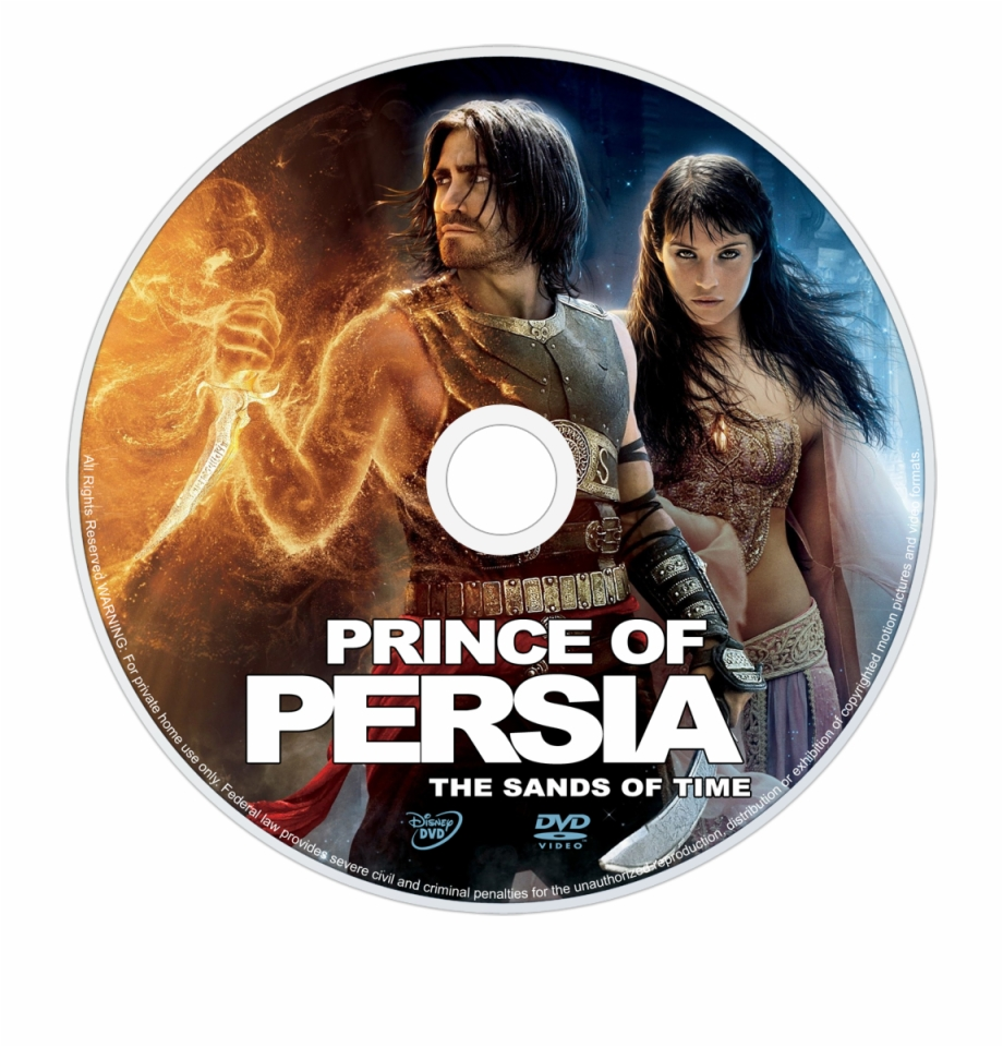 Opening Prince Of Persia The Sands Of Time Dvd Prince Of Persia The Sands Transparent Png Download 1707933 Vippng