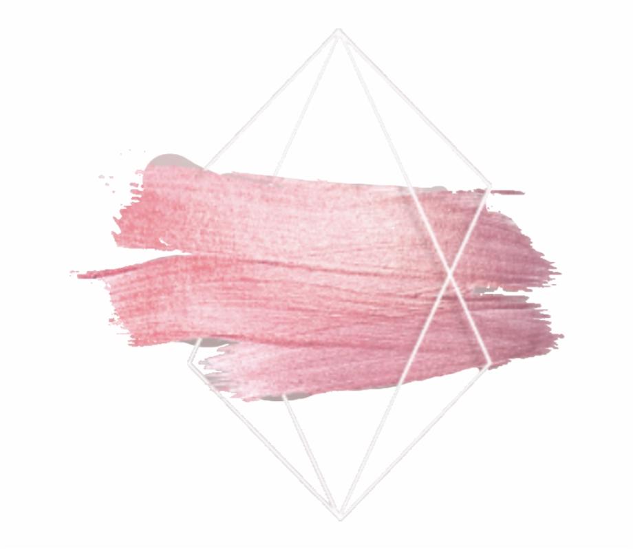 Pink Aesthetic Prism Diamond Background Rose Wool
