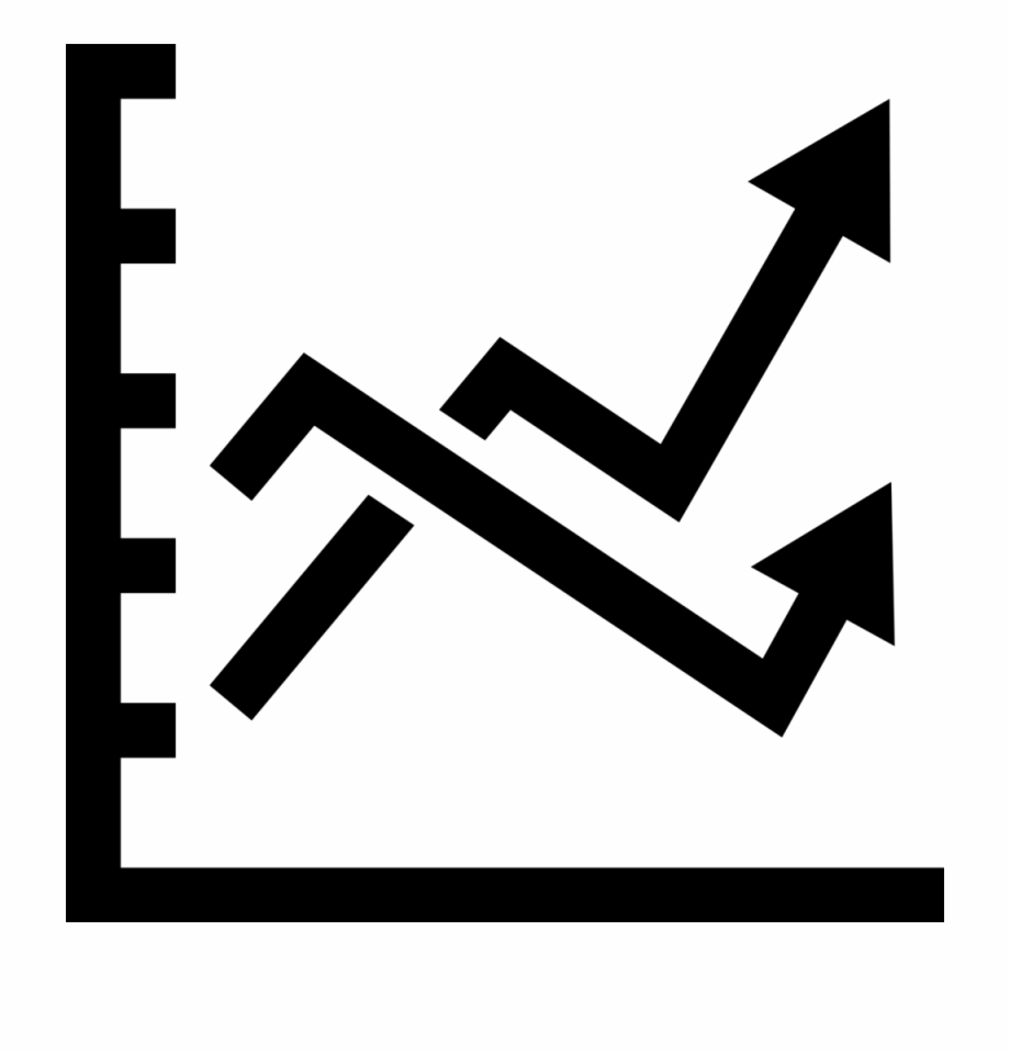Icon Data Line Chart Icon Png Transparent Png Download