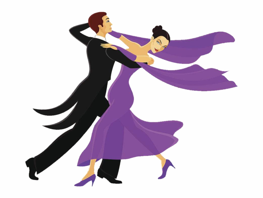 Actor Clipart Choreographer - Ballroom Dance Silhouette - Free Transparent  PNG Clipart Images Download