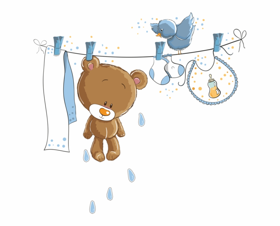 Clip Art Transparent Boy Baby Shower Clipart Cute Bear Baby Png Transparent Png Download 1749913 Vippng