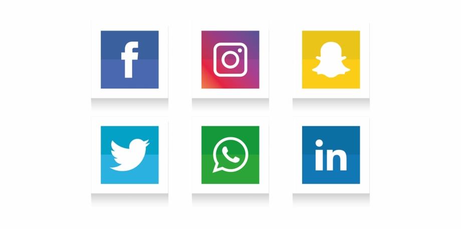 Facebook Vector Png - Facebook Instagram Icons Png | Transparent PNG  Download #180219 - Vippng