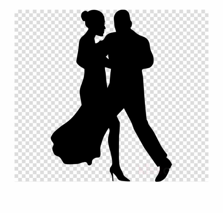 Black Dancing Couple Png Clipart Dance Clip Art Transparent Background Mickey Png Transparent Png Download 181266 Vippng