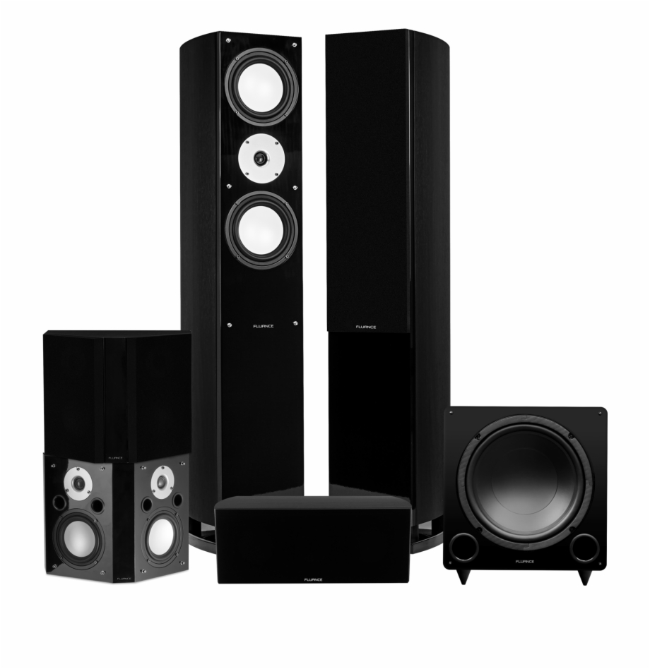 Reference Series Surround Sound Home Theater 5 1 Home Theater Png Transparent Png Download 186999 Vippng