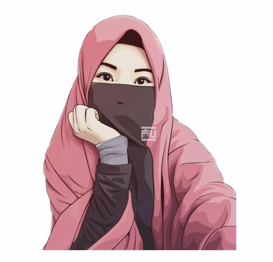 Hijab Girl Muslimah Ok Muslimah Kartun Hijab Cadar