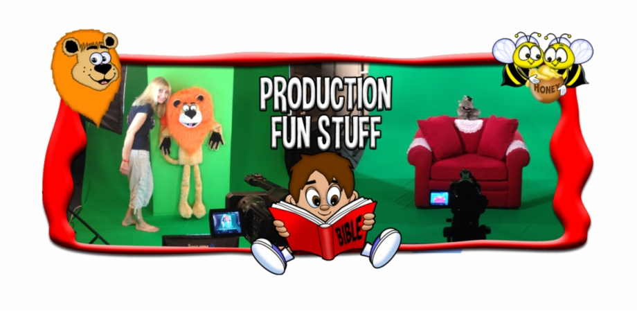 Production Fun Banner Studio Couch Transparent Png Download 1819859 Vippng
