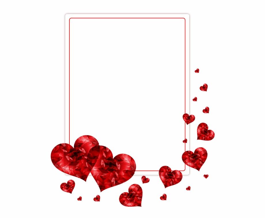 Postcard Frame Photo Frame Photoshop Banner Love Love