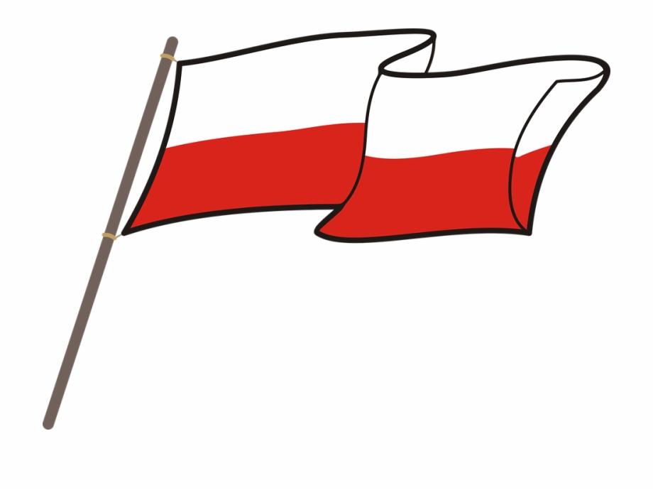 Bendera Polandia Bendera Putih Merah Polandia Cartoon French Flag Png Transparent Png Download 1843830 Vippng