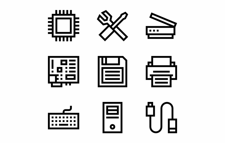 computer hardware icons real estate icon png transparent png download 1863057 vippng computer hardware icons real estate