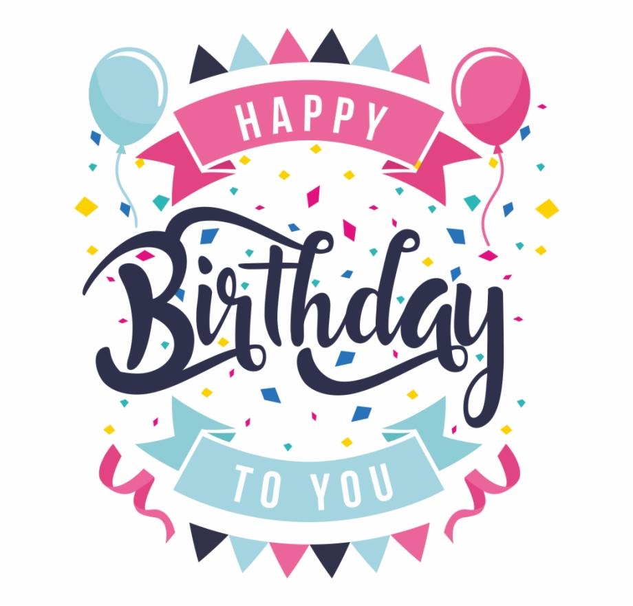 Birthday Label Design - Desain Ucapan Selamat Ulang Tahun ...