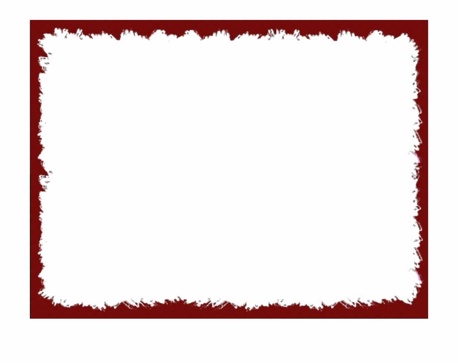Red Border Frame Png Transparent Image Red Border Transparent Background Transparent Png Download 195879 Vippng