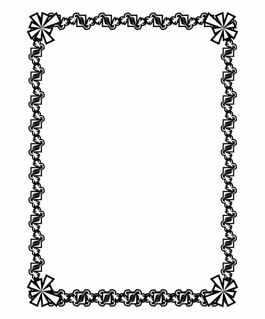 Bordes Png Blanco Y Negro - Bordes De Pagina Png | Transparent PNG ...