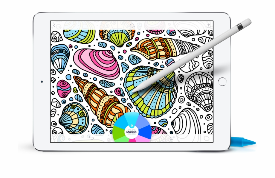 Best Coloring Book App For Apple Pencil Pages Free ...