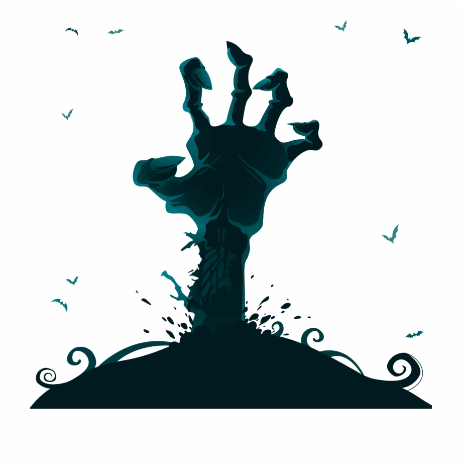 Silhouette Zombie Hand Vector Transparent Png Download 1929230 Vippng The image is png format and has been processed into transparent background by ps tool. silhouette zombie hand vector