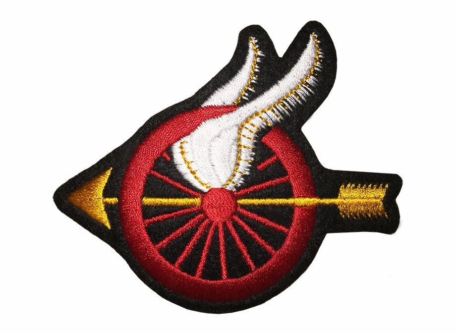 WHEEL /& WING PATCH