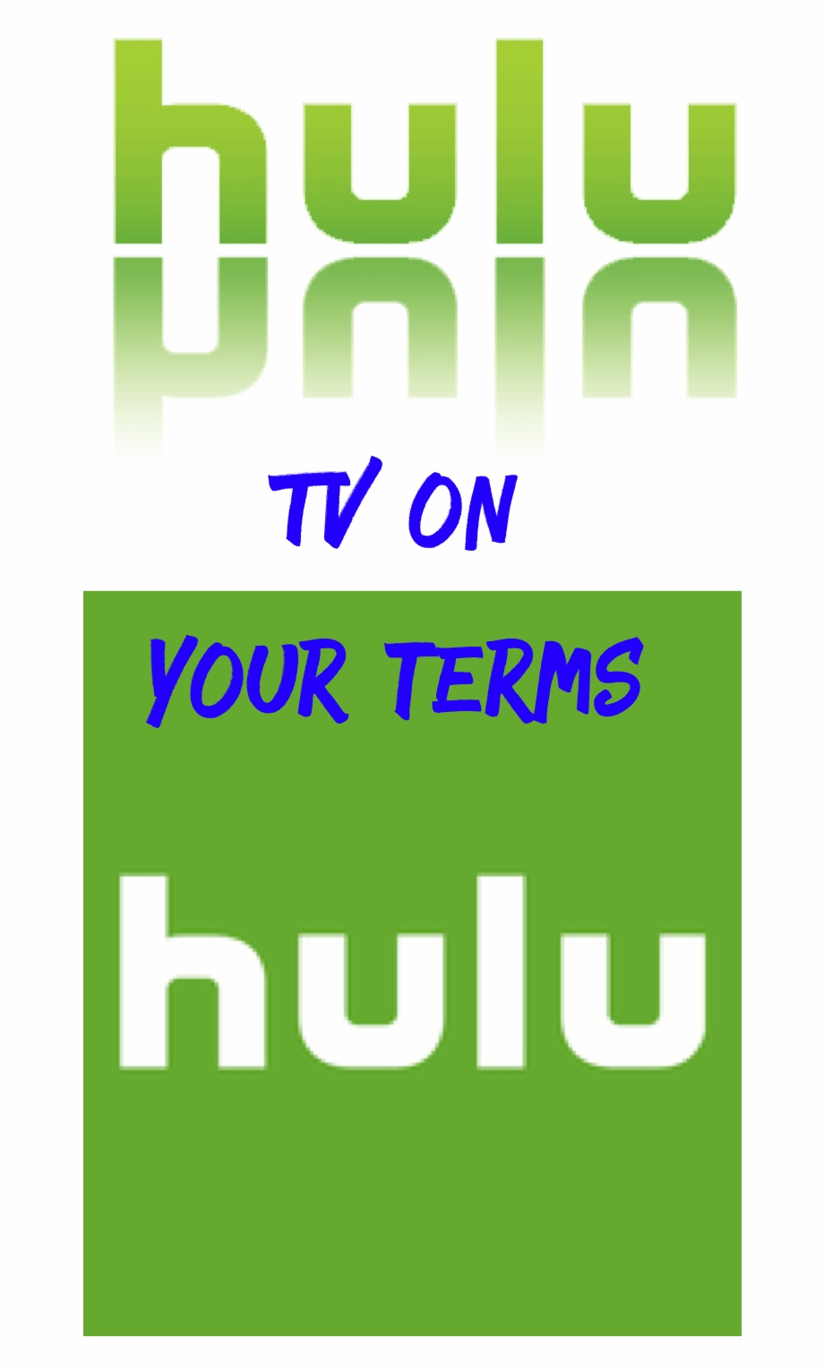 Hulu App Logo Png - Hulu | Transparent PNG Download #1936226