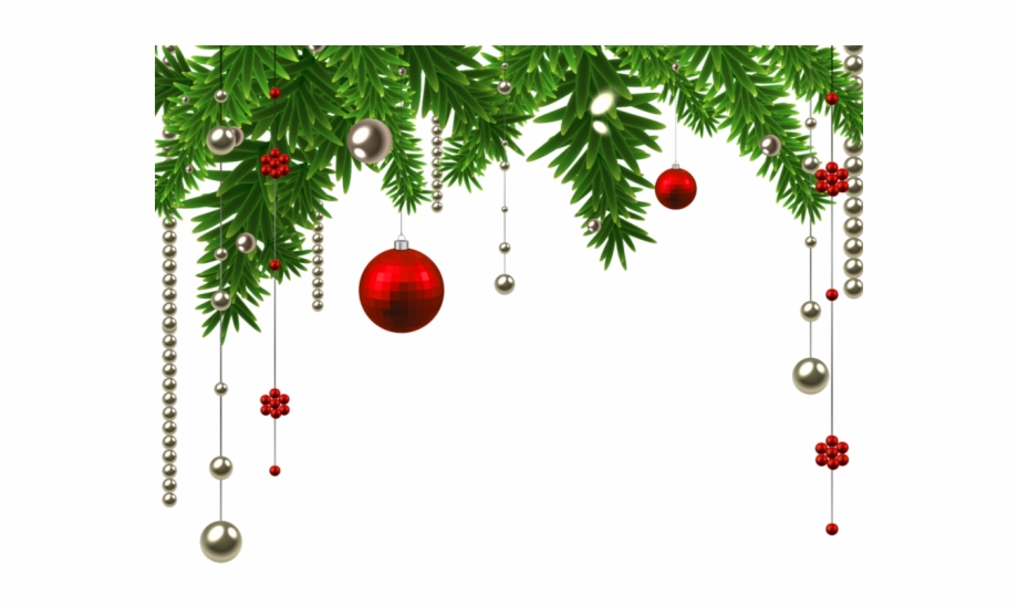 Christmas Balls Clipart Set - Christmas Ornaments Clipart (Graphic) by  Amitta · Creative Fabrica