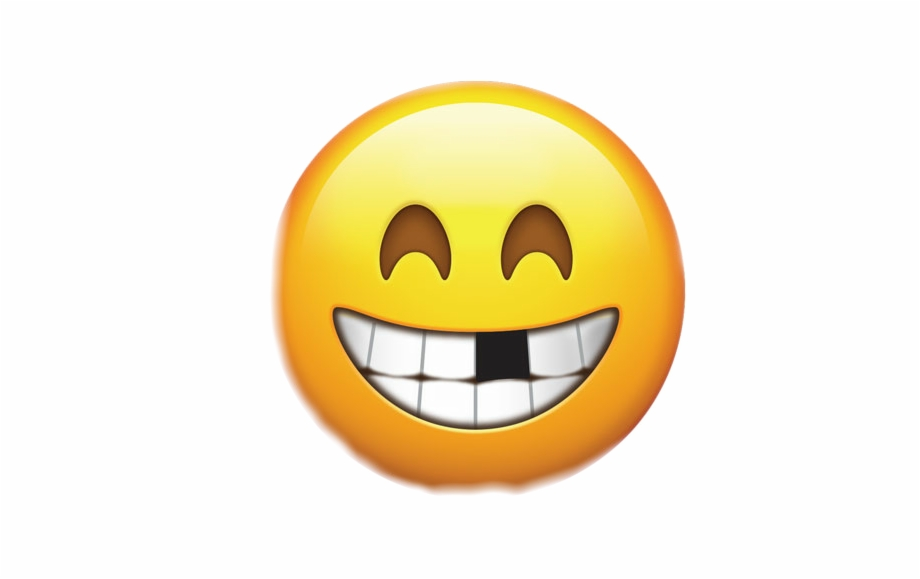 Emoji Feliz Dente Dentes Emoji With Braces Transparent