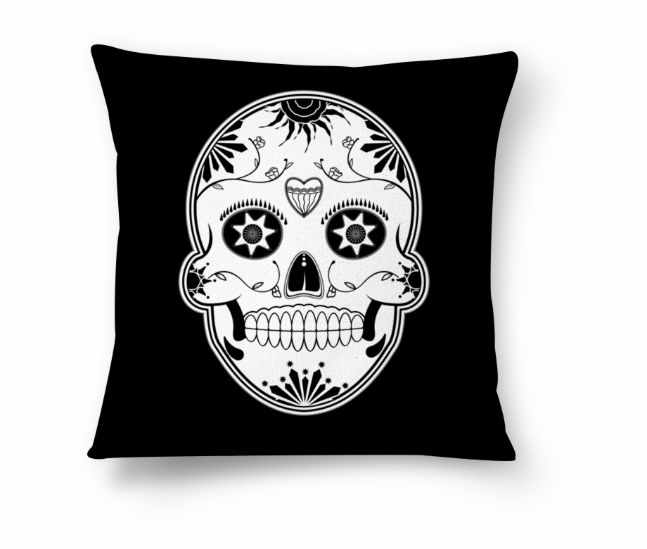 Almofada Caveira Mexicana De Flp Smntna Desenhos Para Desenhar