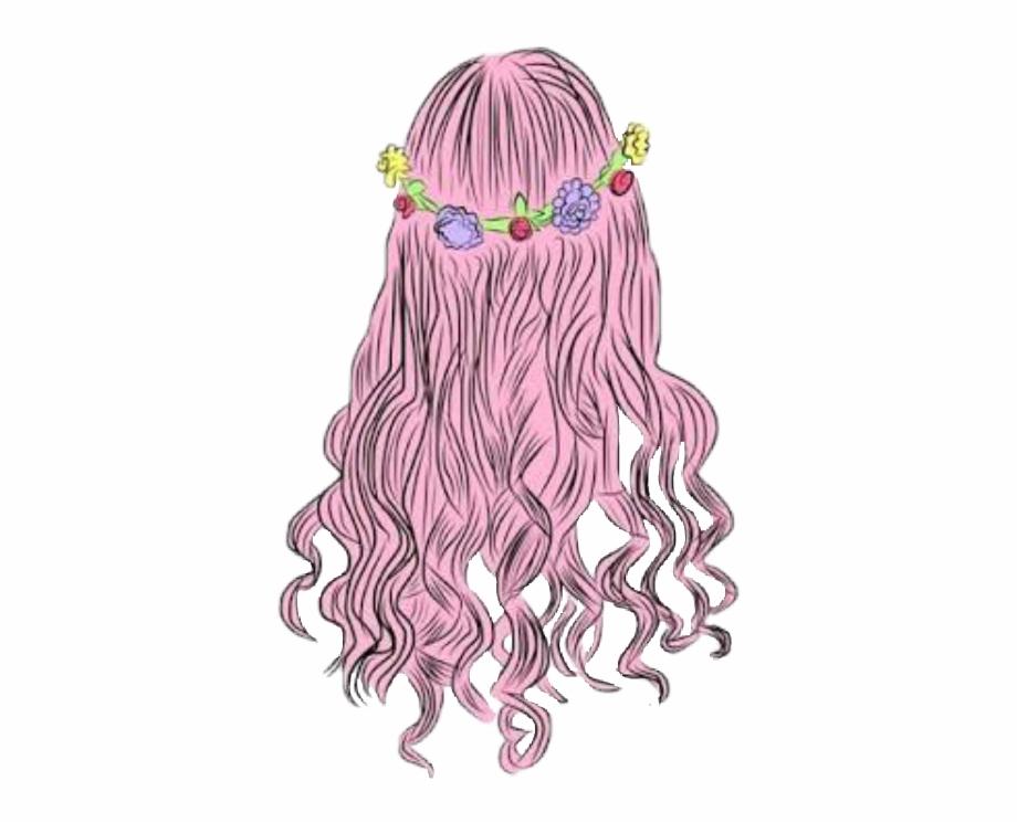 Pink Girl Tumblr - Gambar Tumblr Girl Pink | Transparent PNG ...