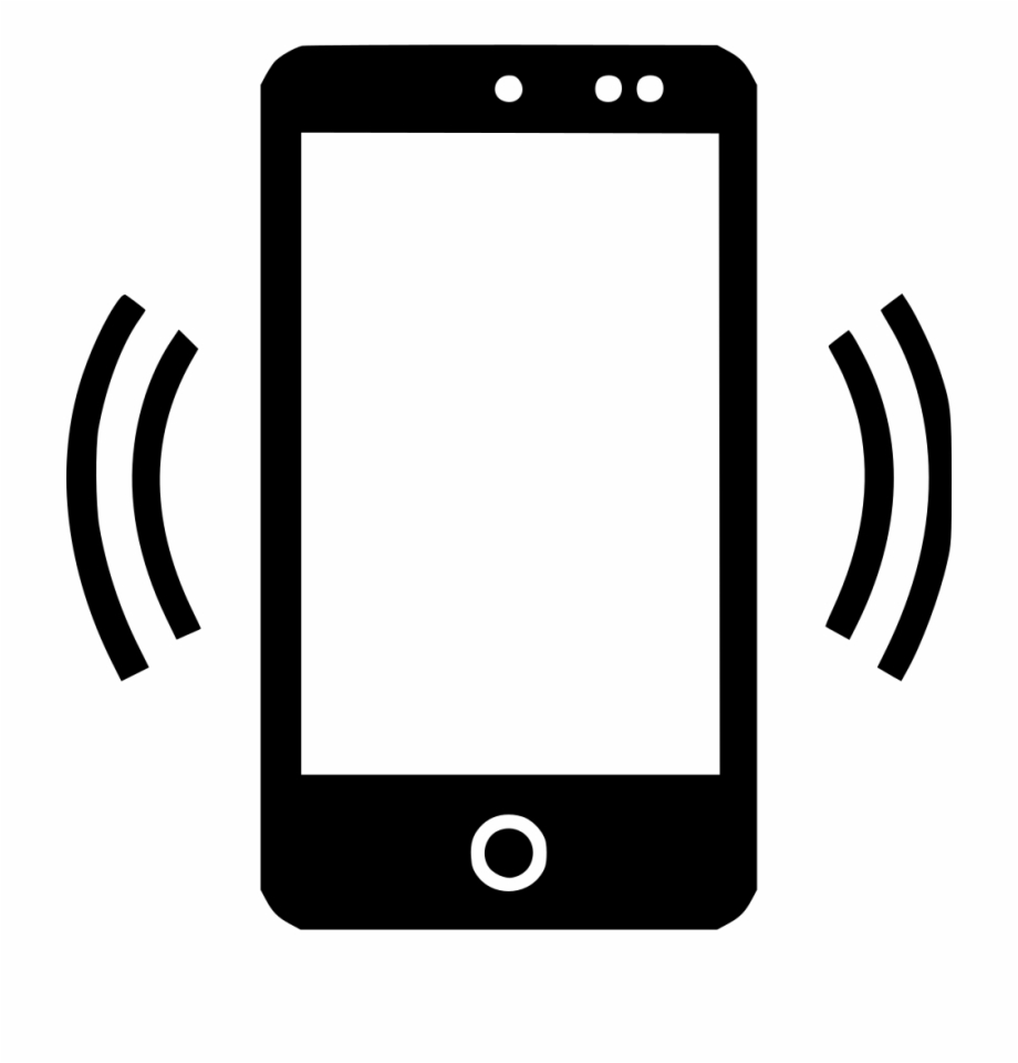 Cell Phone Signal Comments - Cell Phone Icon Png | Transparent PNG Download  #24212 - Vippng