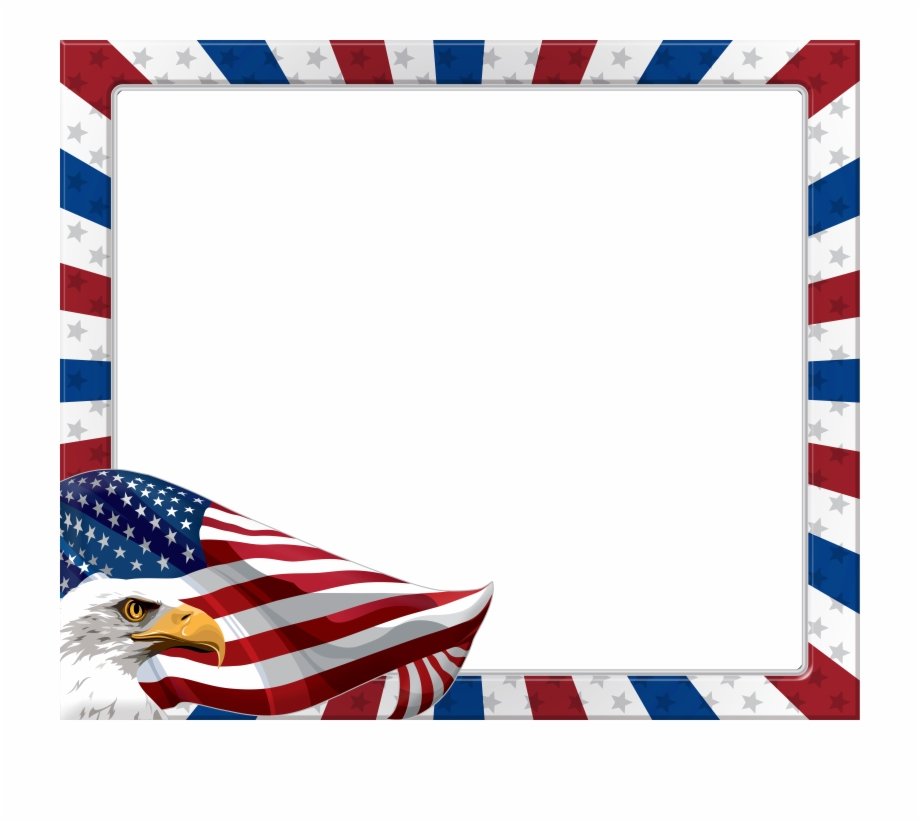 american flag background with eagle | RYNAKIMLEY - Clip Art Library | American  flag clip art, American flag drawing, Clip art library