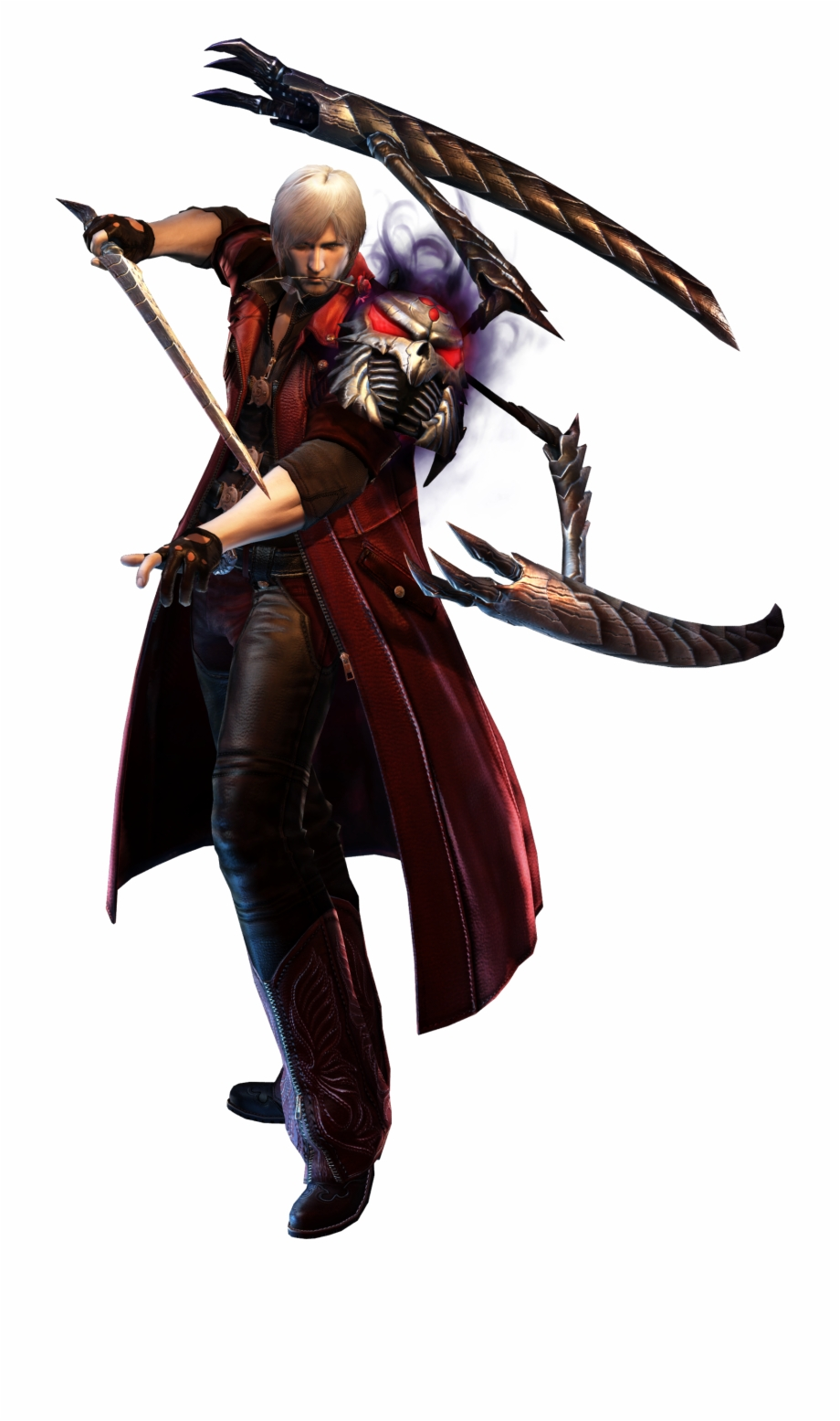Devil May Cry Clipart Devil May Cry 4 Dante Lucifer