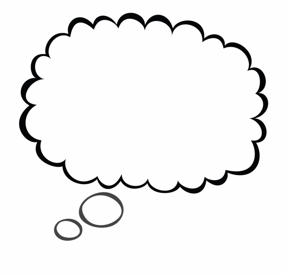 Thought Bubble Thought And Speech Bubbles Clipart Thinking Bubble Clipart Transparent Transparent Png Download 202480 Vippng This listing is for a thought bubble template file that you can edit on your computer and print at home or local copy shop. thinking bubble clipart transparent