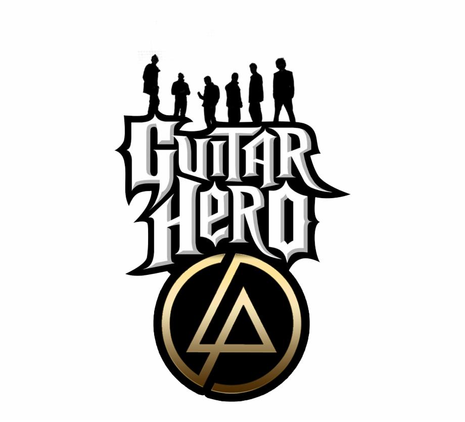 Linkin Park Logo Photo Ghlp2lp Guitar Hero Rock The 80s