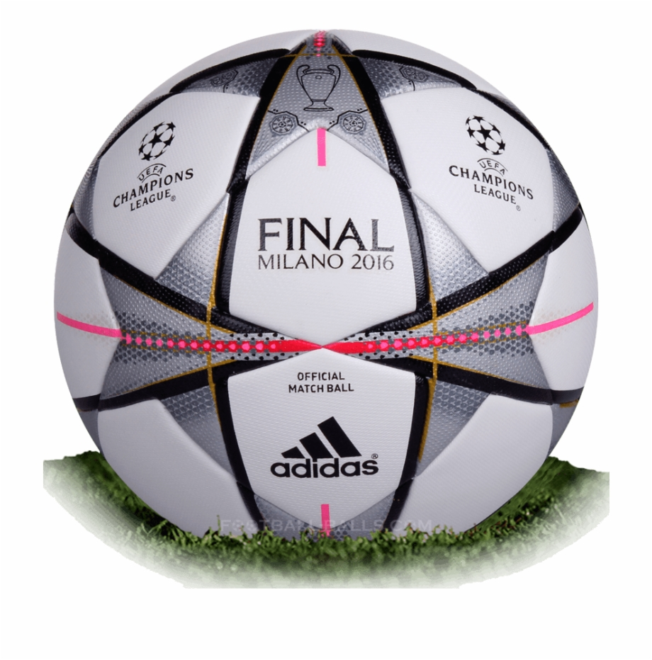 uefa champions league final milano 2016 ball transparent png download 2000907 vippng uefa champions league final milano 2016