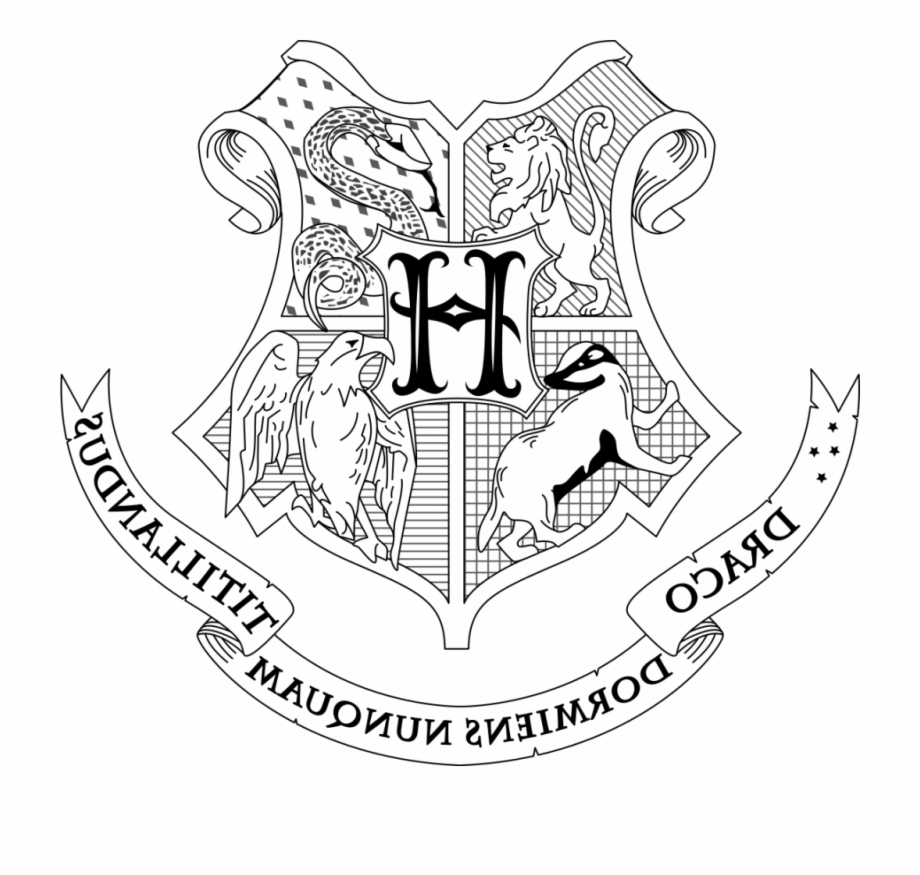 Harry Potter Coloring Page Harry Potter Coloring Pages ...