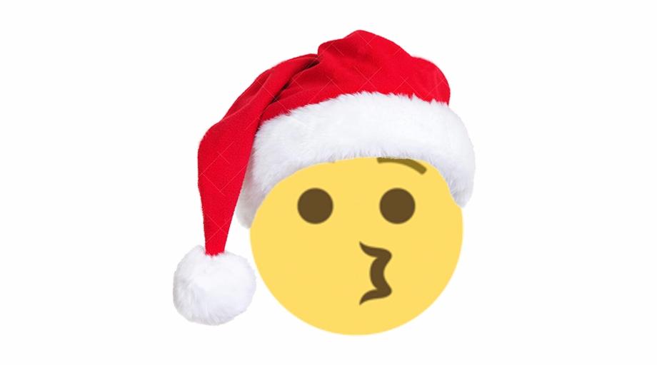 Christmas Emoji Sticker , Christmas Emoji\u0027s Png