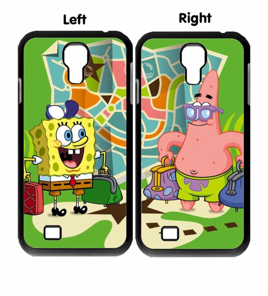 Spongebob Squarepants And Patrick Star Wallpaper Y0007