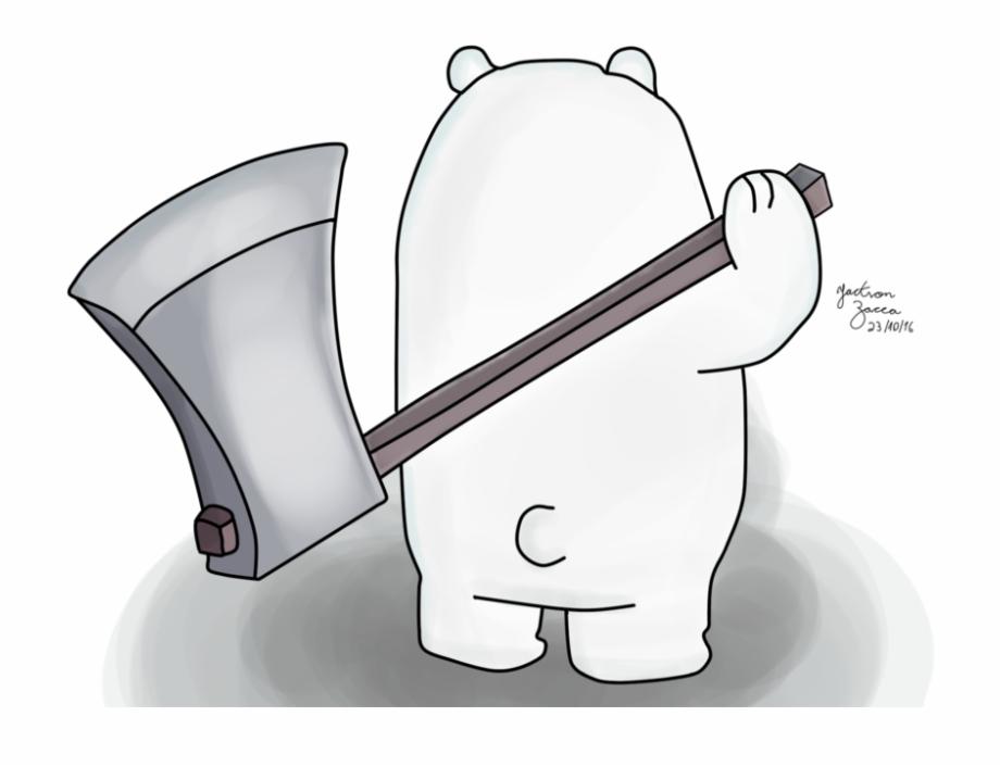 206 2062488 ice bear wallpaper we bare bears ice bear