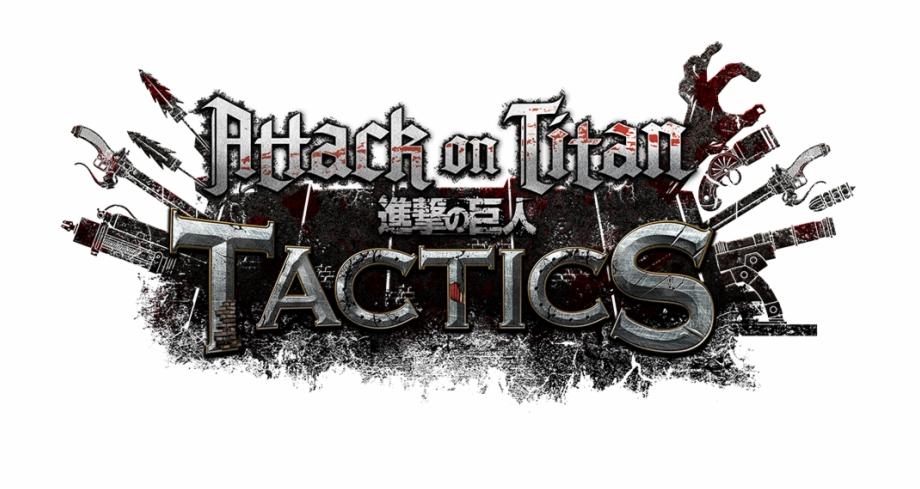 Attack On Titan Tactics Illustration Transparent Png Download 2081104 Vippng