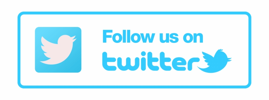 Follow Twitter Png - Follow Us On Twitter Png   Transparent PNG Download #2095102 - Vippng