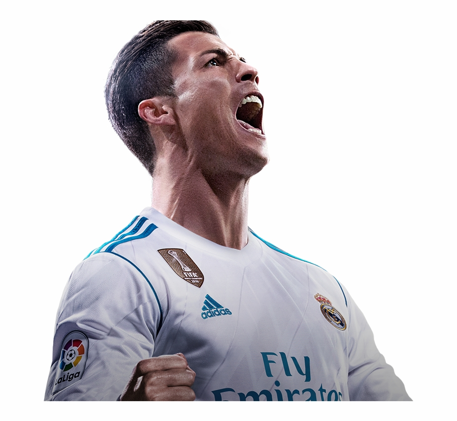 Cristiano Ronaldo Fifa 18 Png Transparent Png Download 219887 Vippng