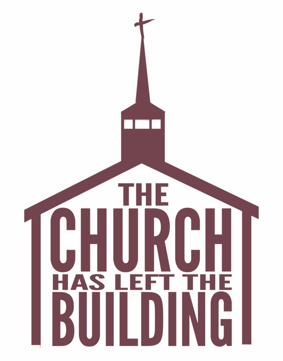 Logo The Church Has Left The Building Four Year Strong