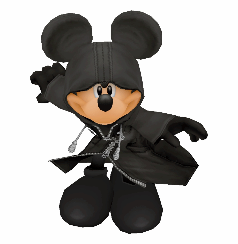 View Samegoogleiqdbsaucenao Mickey Mouse Khd , - Kingdom Hearts Mickey Black  Coat | Transparent PNG Download #2207204 - Vippng