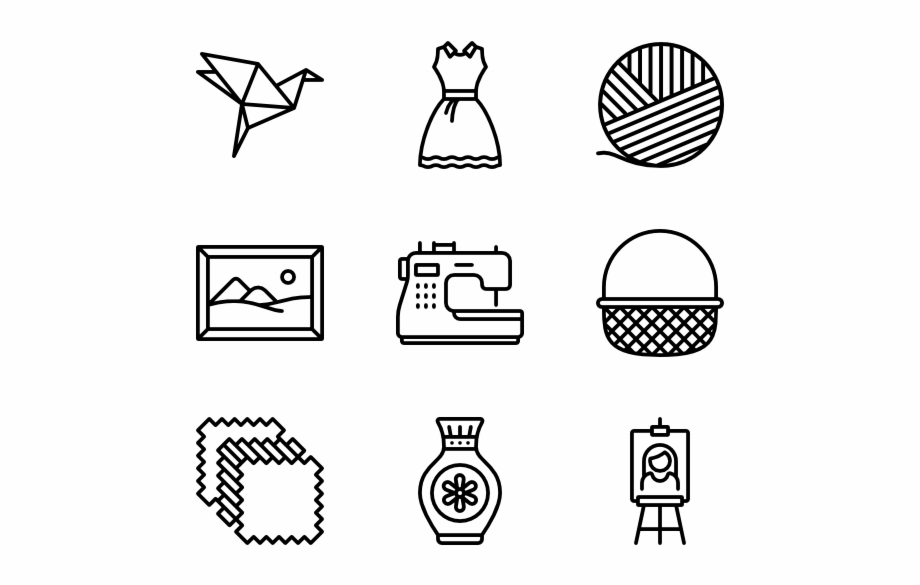 Hobbies And Interests Png Hobby Icons Png Transparent Png Download 2253660 Vippng
