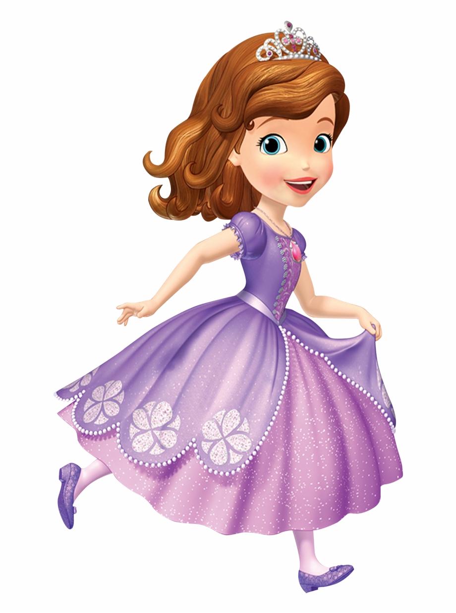 Princesa Sofia Princesa Sofia Desenho Png Transparent Png