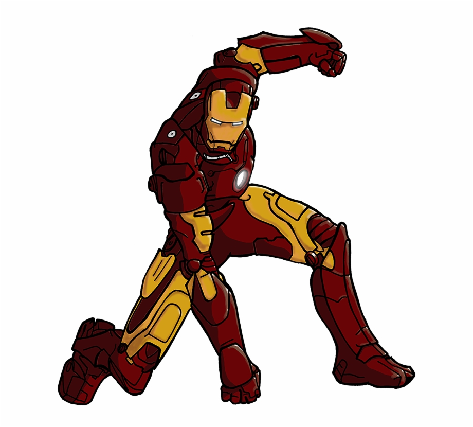 Iron Man Marvel Iron Man Coloring Pages Free Printable Drawing Color Iron Man Transparent Png Download 2268498 Vippng