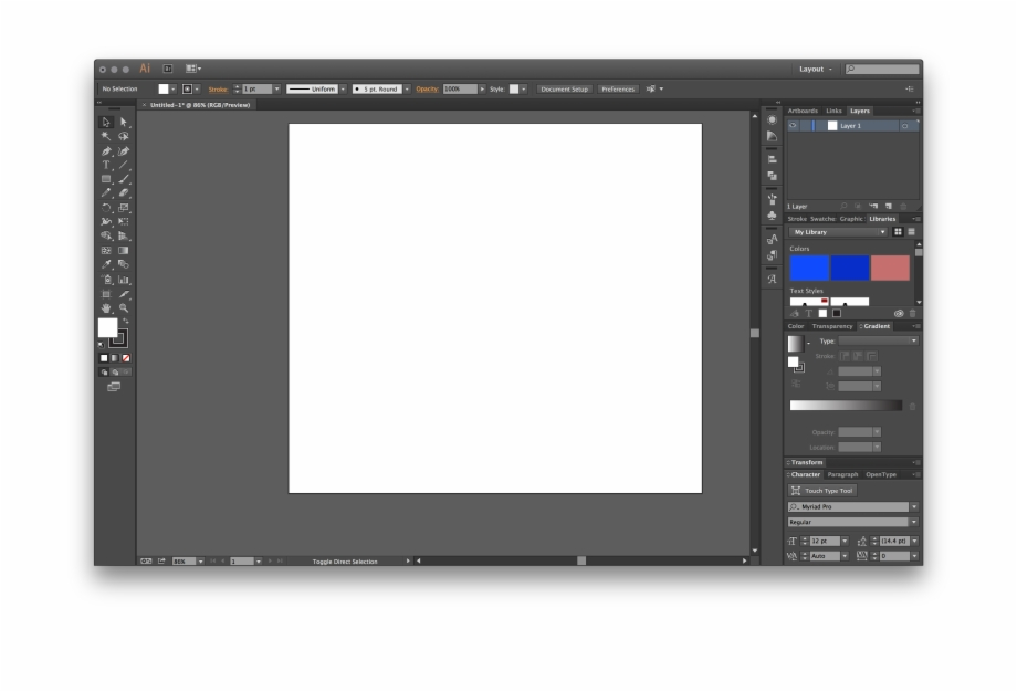 White To Transparent Gradient Png Png Download Adobe Photoshop