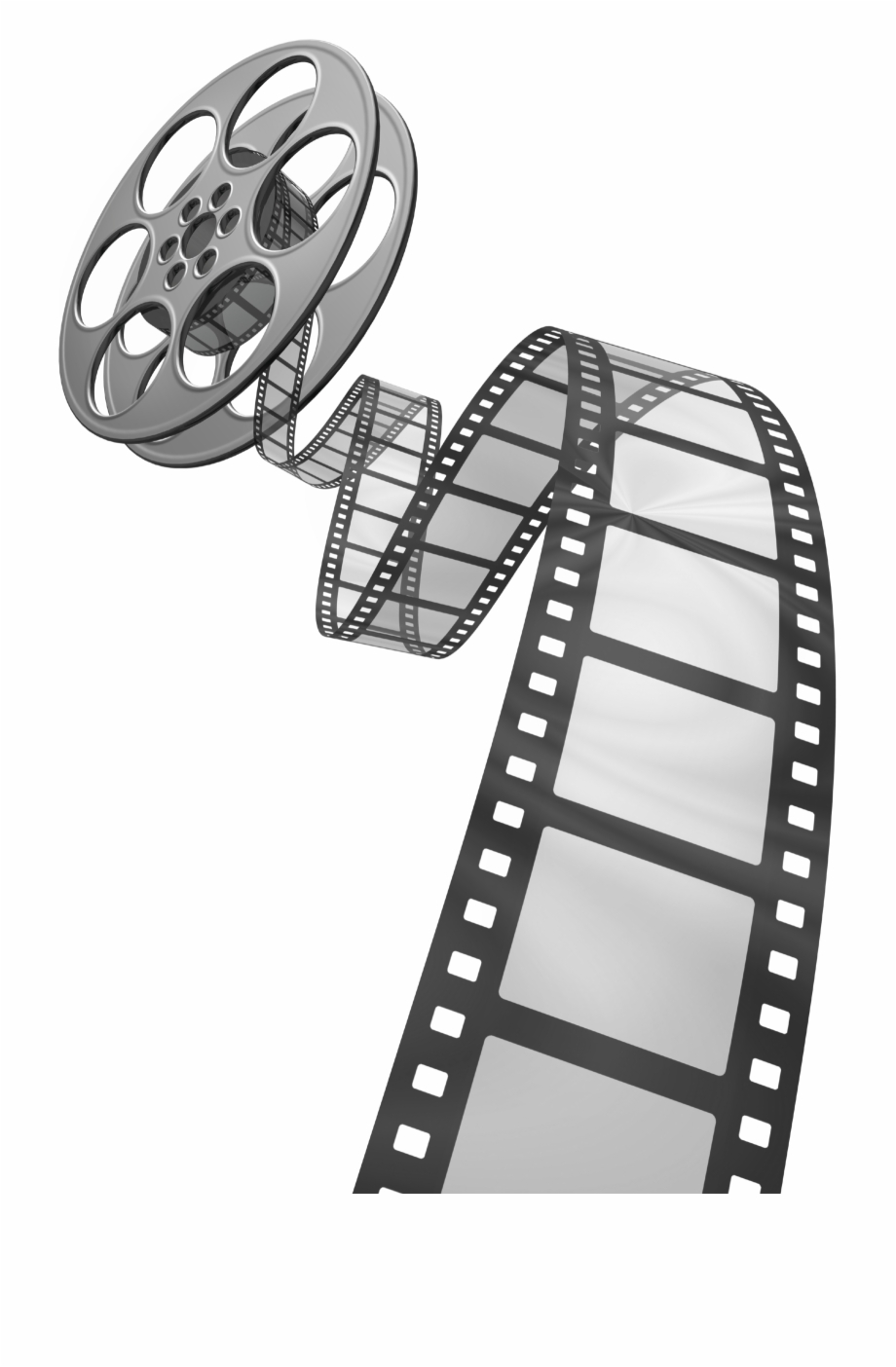 Movie Reel Film Reel Clip Art Image Movie Film With Transparent Background Transparent Png Download 232997 Vippng