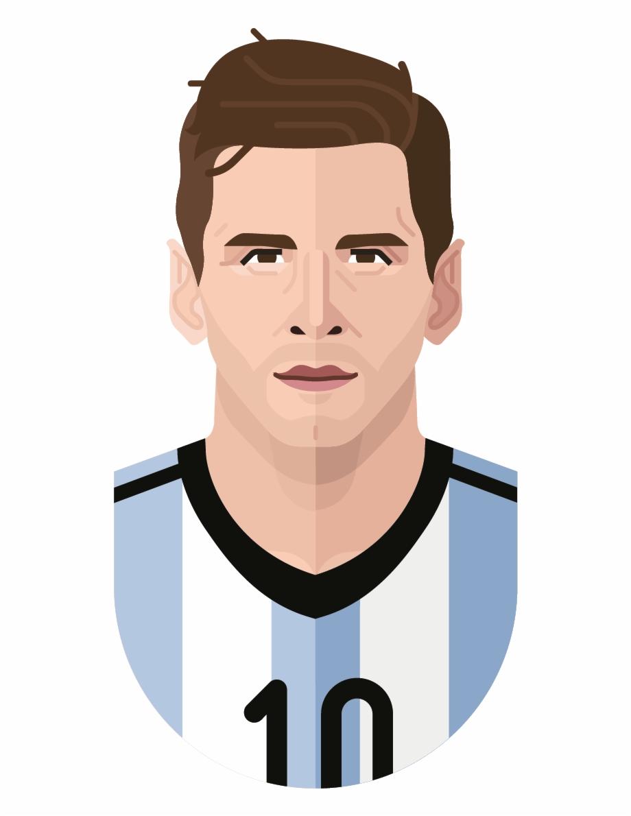 Lionel Messi Poster - Boy | Transparent PNG Download #233202 - Vippng