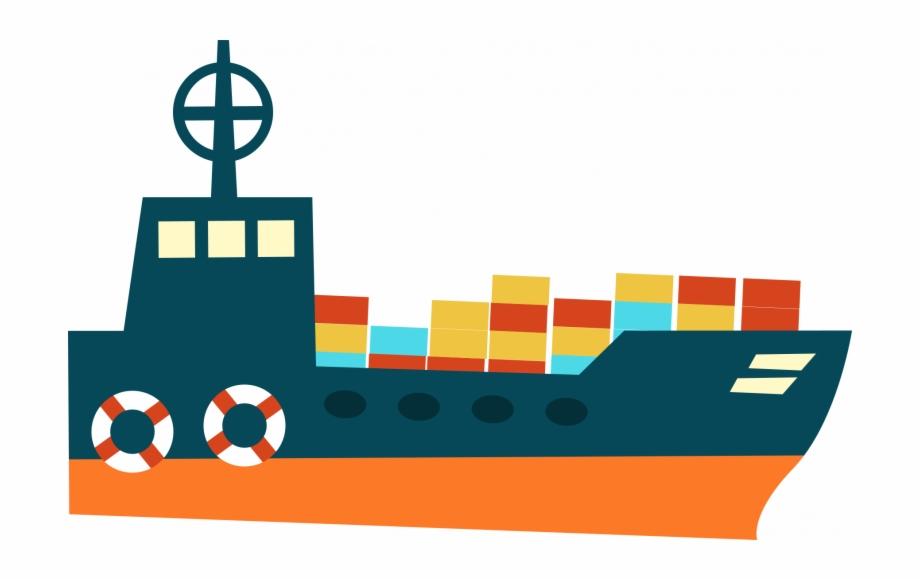 Nephi Builds A Ship Digital Clipart | Etsy