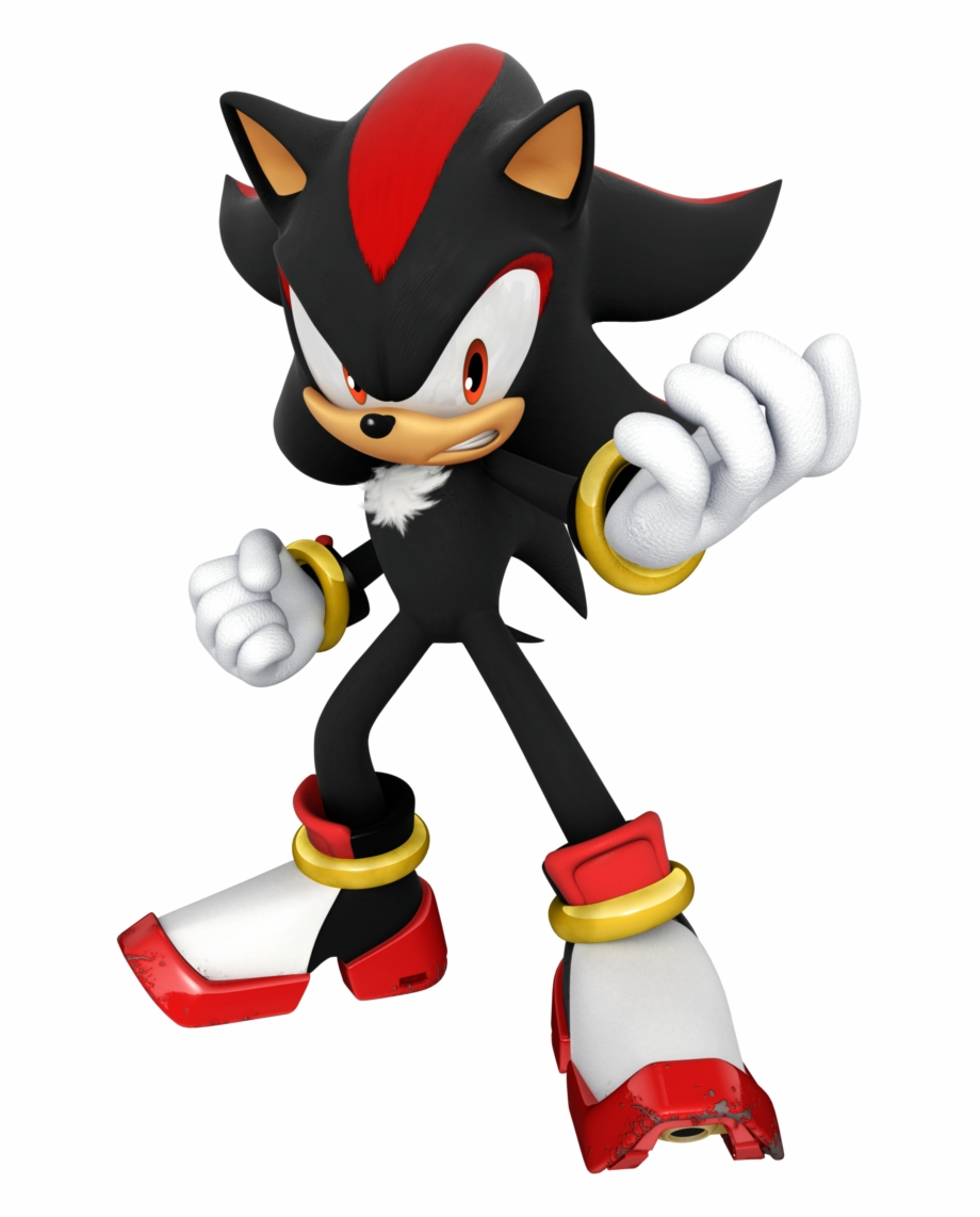 Shadow The Hedgehog Sonic Shadow Transparent Png Download 2302162 Vippng